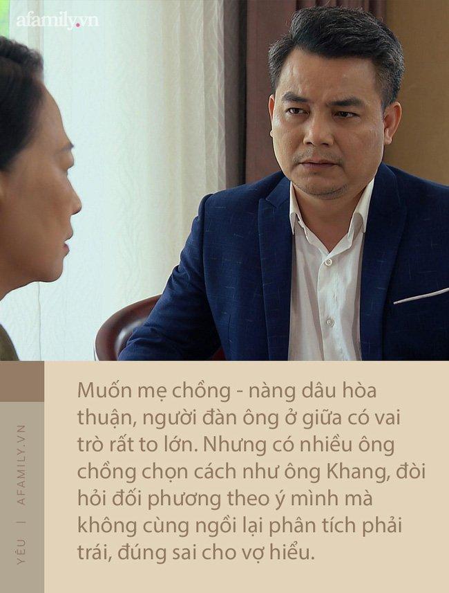 Từ cách cư xử khác biệt, Long trong Hương Vị Tình Thân : Bài học sâu sắc về hôn nhân với những cái tát vô hình-4