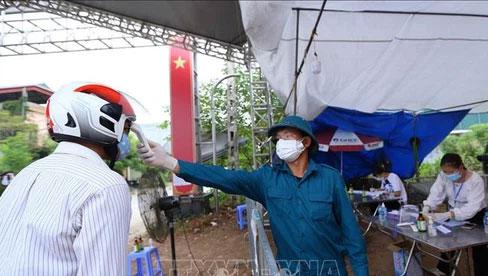 Trưa 2/9, Hà Nội có thêm 26 ca nhiễm SARS-CoV-2