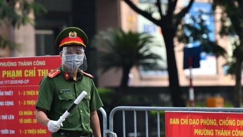Sau 6/9, Hà Nội chia ba vùng để áp các biện pháp giãn cách xã hội khác nhau