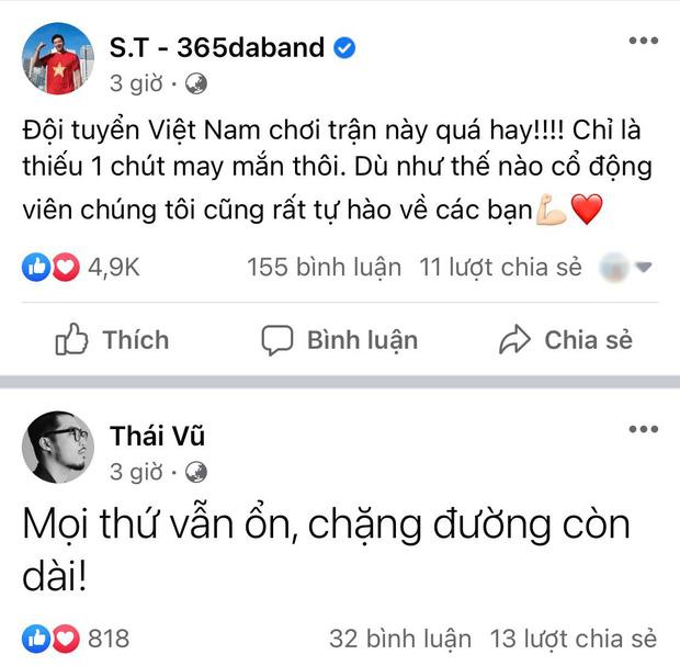 Sao Vbiz bức xúctrận Việt Nam gặp Saudi Arabia, MC Thành Trung phải xoá status cổ xuý netizen tấn công Facebook trọng tài-10