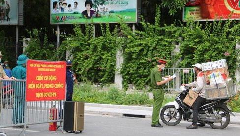 Làm thế nào để được cấp giấy đi đường tại Hà Nội trong giai đoạn phân 3 vùng chống dịch?