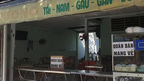 'Vùng xanh' đầu tiên của một huyện ở Hà Nội được bán hàng ăn mang về