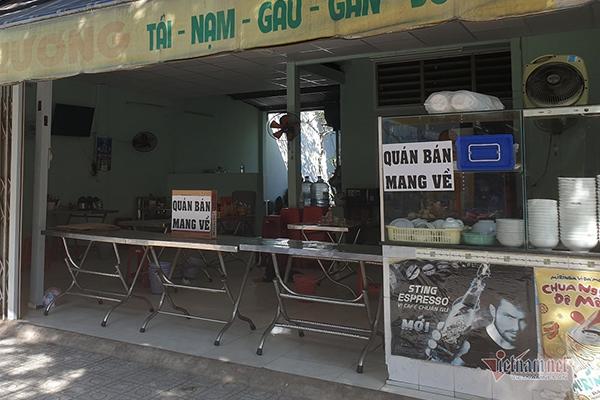 'Vùng xanh' đầu tiên của một huyện ở Hà Nội được bán hàng ăn mang về-1