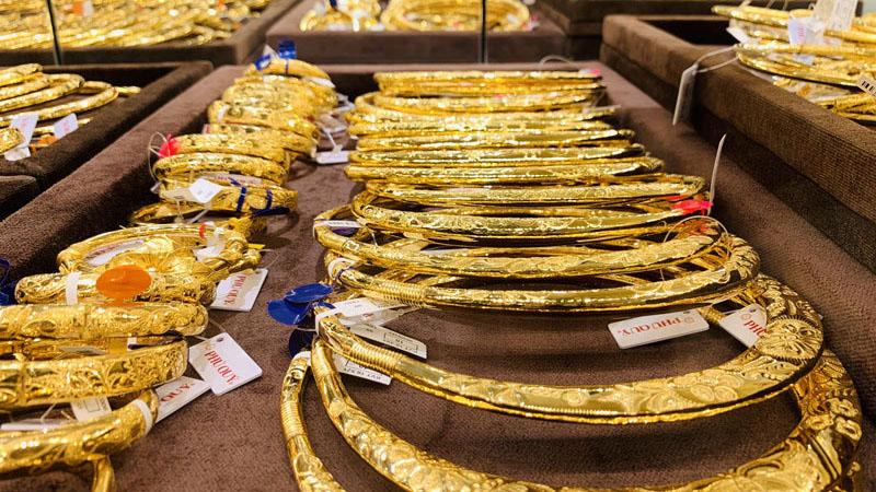 Giá vàng hôm nay 7/9: USD xuống đáy, vàng tăng vọt