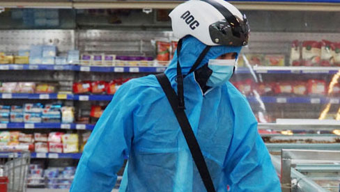 Đi siêu thị người dân đặc biệt lưu ý gì để tránh lây nhiễm Covid-19?