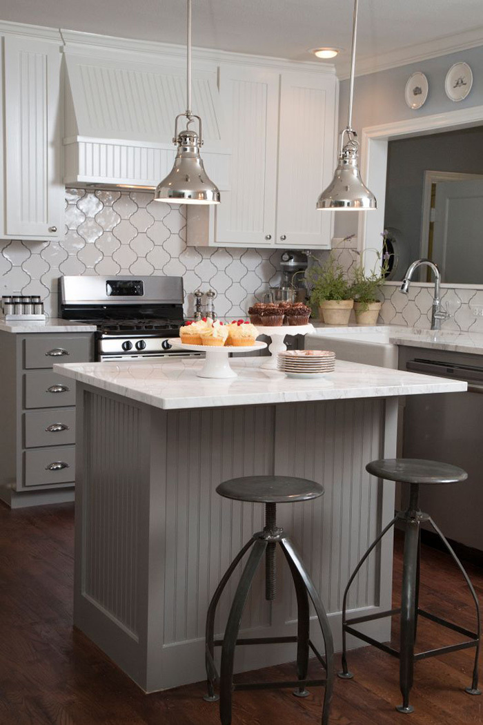 Mẫu nhà bếp đẹp, hiện đại được ưa chuộng ở cả nông thôn lẫn thành thị-1