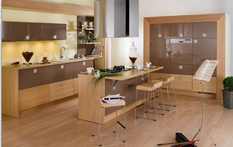 Mẫu nhà bếp đẹp, hiện đại được ưa chuộng ở cả nông thôn lẫn thành thị-10