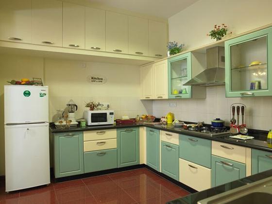 Mẫu nhà bếp đẹp, hiện đại được ưa chuộng ở cả nông thôn lẫn thành thị-2