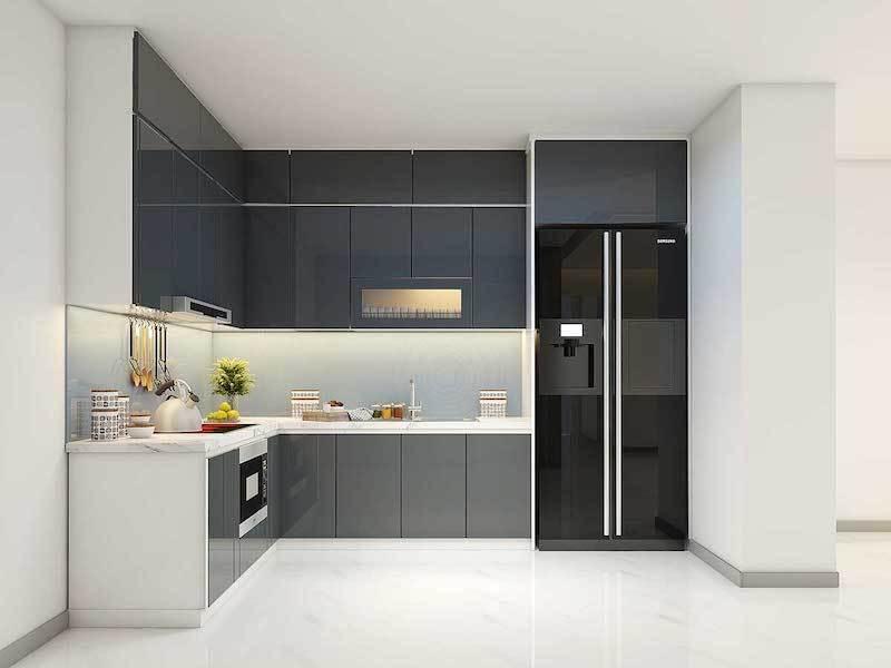 Mẫu nhà bếp đẹp, hiện đại được ưa chuộng ở cả nông thôn lẫn thành thị-6
