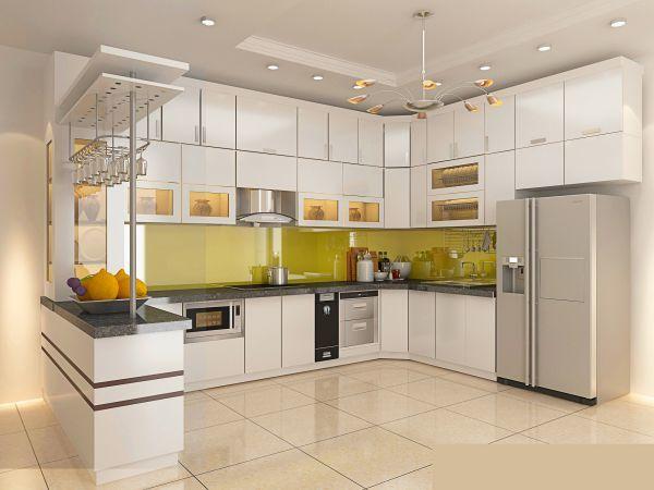Mẫu nhà bếp đẹp, hiện đại được ưa chuộng ở cả nông thôn lẫn thành thị-9