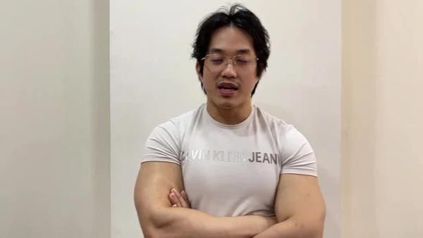 """Nhâm Hoàng Khang tung tin nhắn tiết lộ """"gym chúa"""" Duy Nguyễn được tặng vest, nhưng kèm câu coi chừng giống ông Yên""""?-3"""
