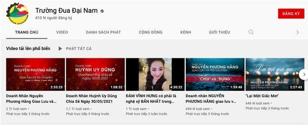 Bà Phương Hằng thông báo sẽ đóng toàn bộ kênh YouTube sau khi tuyên bố dừng lại trong buổi livestream cuối cùng-2