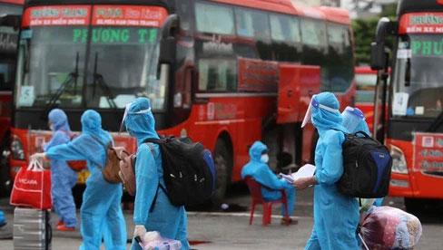 Người dân Hà Nội về quê trước giãn cách bị lỡ lịch tiêm chủng có được tiêm bù không?