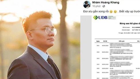 Cộng đồng mạng phẫn nộ vì Nhâm Hoàng Khang thừa nhận