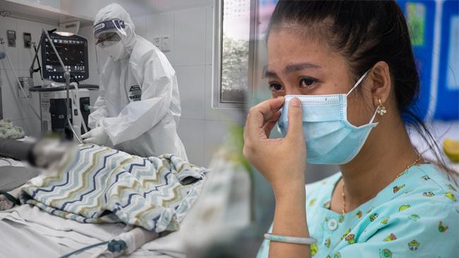 Giọt nước mắt và cuộc chiến giành sự sống cho các bé sơ sinh mắc Covid-19
