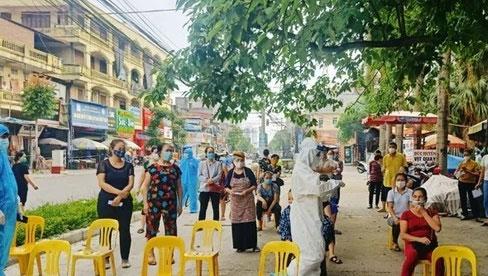 Sáng 22/9, Hà Nội thêm 1 ca mắc Covid-19 ở Thanh Xuân