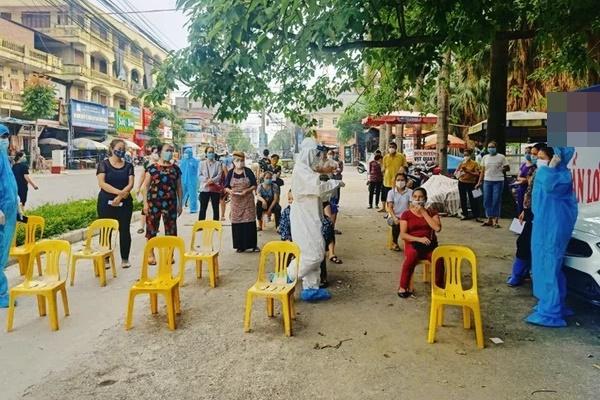 Sáng 22/9, Hà Nội thêm 1 ca mắc Covid-19 ở Thanh Xuân-1