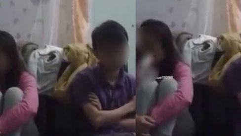 Vụ đánh ghen bình tĩnh chưa từng có, ông chồng có màn chất vấn khiến cô vợ cứng lưỡi: