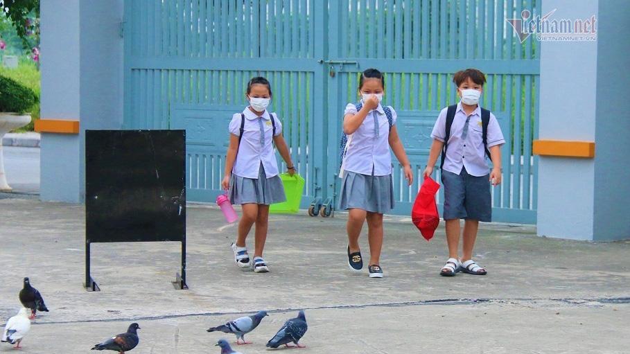 Học phí trường công chất lượng cao ở Hà Nội cao nhất 5,7 triệu đồng/tháng