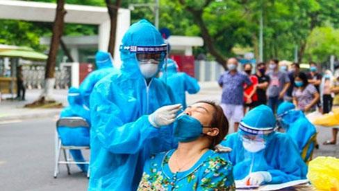 Hà Nội phát hiện 4 người mắc COVID-19
