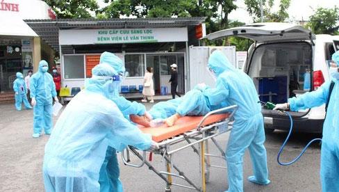 11 gia đình liền kề có 31 người dương tính SARS-CoV-2