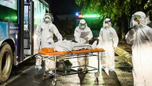 Hà Nội thêm 1 ca Covid-19, là người nhà đi chăm bệnh nhân tại BV Việt Đức