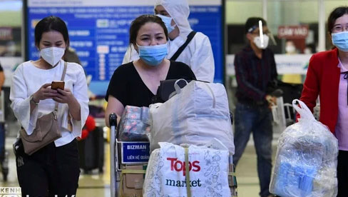 Đề xuất treo biển trước cửa nhà người bay về từ TP.HCM, Đà Nẵng chỉ là