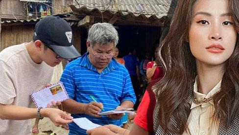 Phía Đông Nhi có động thái chính thức liên quan chuyện bị nữ CEO Đại Nam gọi tên nghi ngờ tiền từ thiện