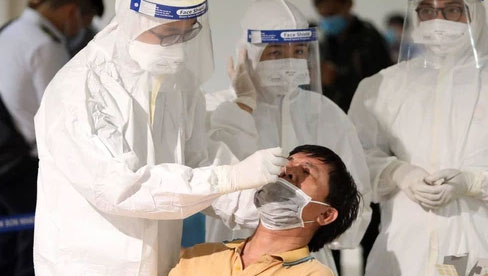 Ngày 16/10, Hà Nội thêm 12 ca mắc Covid-19 mới, 8 trường hợp về từ TP.Hồ Chí Minh