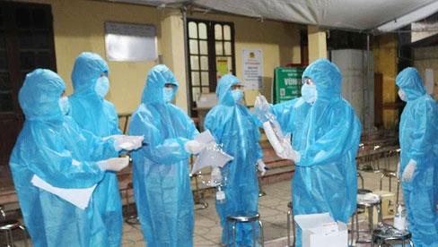 Hà Nội phát hiện 6 ca dương tính SARS-CoV-2 ngoài cộng đồng, đang khẩn trương điều tra nguồn lây